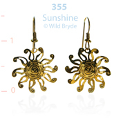 Summer Sunshine Earrings