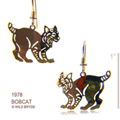 Bobcat Earrings